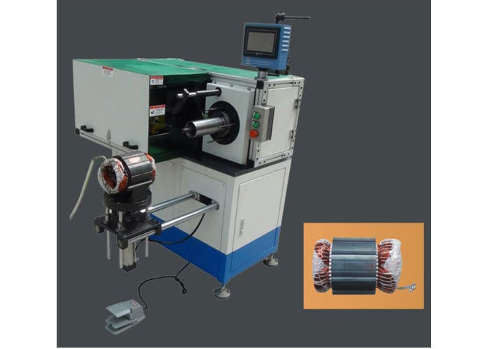 Horizontal Servo Single Side Lacing Machine For Stator SMT-DW300