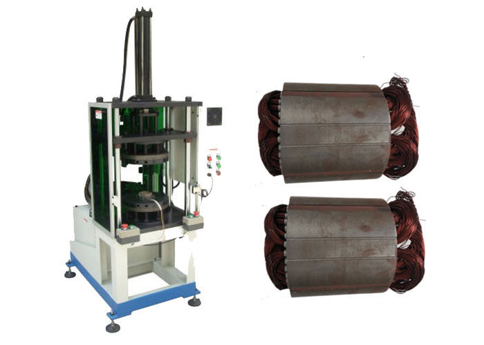 Big Power Long Stack Length Pump Stator Coil Final Forming Machine SMT - ZZ160 -2