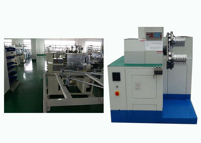 Three Phase Automatic Stator Winding Machine SMT-DR450 ISO9001 / SGS