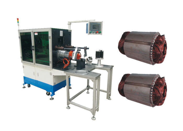 Deep Pump Motor Insulation Paper Inserting Machine 50Hz / 60Hz