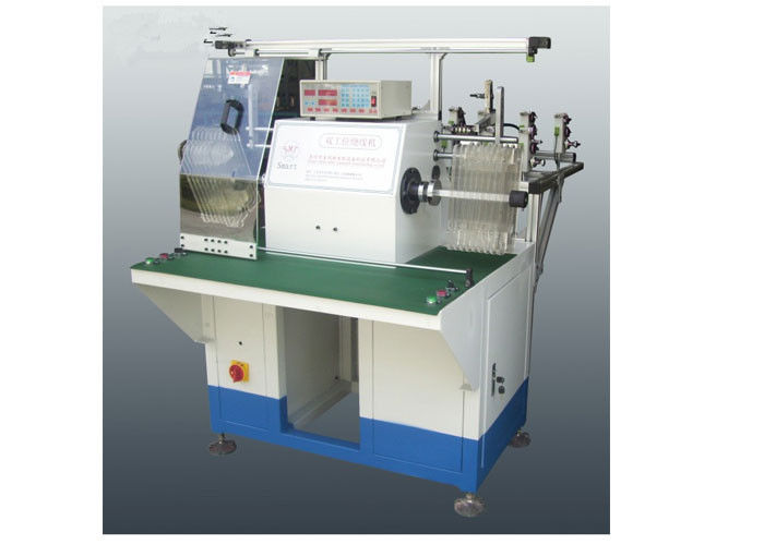 Automatic Stator Coil Winding Machine / AC / DC Electrical Series Motor SMT - SR350