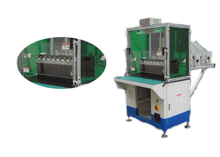 200mm Flier Electric Motor Winding Machine ≤1500r/min Non-Load Speed