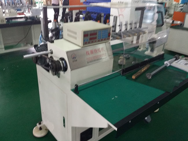 SMT-SR350 Automatic Motor Wire Coil Stator Winding Machine Equipped with Mechanical Pneumatic