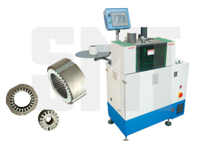 H60mm Stator Insulator Paper Inserter Machine for Inserting Different Slot Shapes